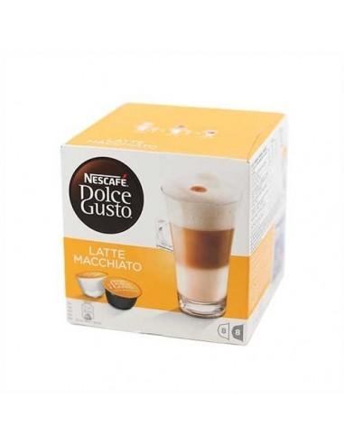 Nestlè - Nescafè Dolce Gusto - Cortado brezkofeinska - 16 kos