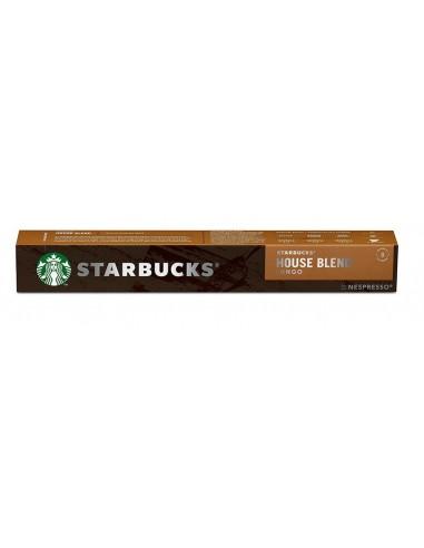 Starbucks - Nespresso komp. - House...