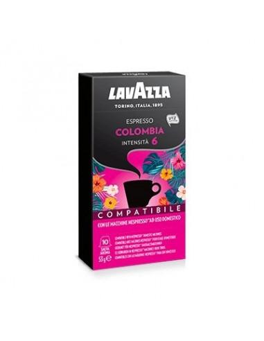 Lavazza - Nespresso komp. - Colombia...