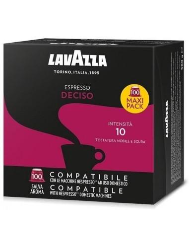 Lavazza - Nespresso komp. - Deciso -...